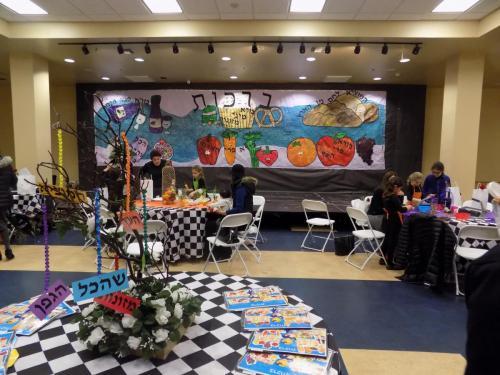 1st Grade Brachos Fair Gallery