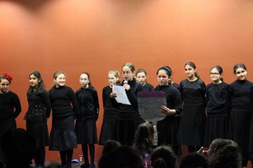 Chanukah Performance