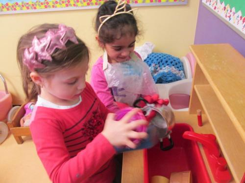 Pre-Pesach Early Childhood Gallery