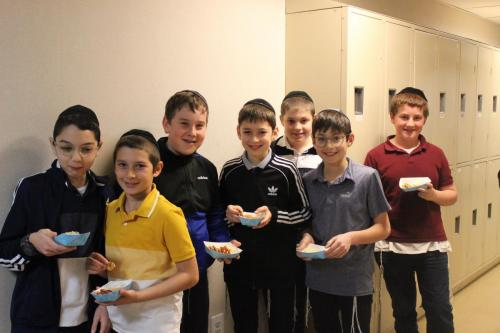 Chanukah 5780 (Boys)